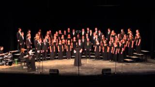 Concert Choir--Let the River Run (from Working Girl)
