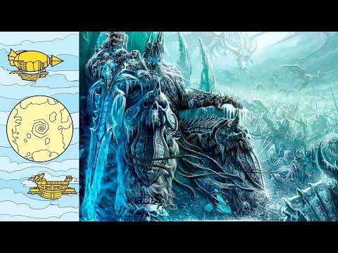 Сюжет Wrath of the Lich King, часть 1: Нордскол и Врата Гнева | Из огня в Борейскую Тундру