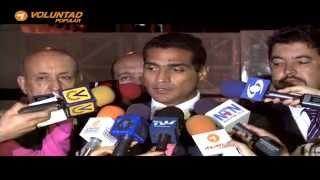 Juan Carlos Gutiérrez Testigos determinaron que no hubo incendio a la Fiscalía el 12 F