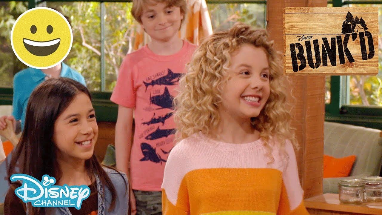 Download Bunk'd | SURPRISE! NEW Bunk'd Season 4 🏕 | Disney Channel UK
