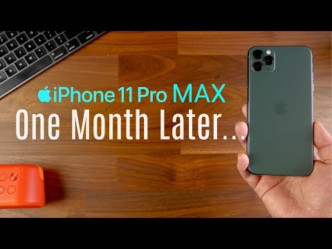 iPhone 11 Pro Max - Great Phone, Don't Buy It.