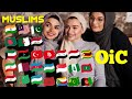 10 Countries With Highest Muslim Population, | Top 10 Highest Muslim Population Countries,