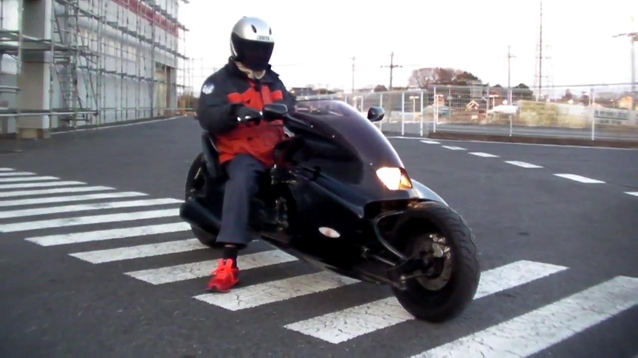 Stingray Akira Kaneda Bike 17030913344 S Youtube