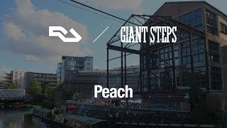 RA Live: Peach at Giant Steps