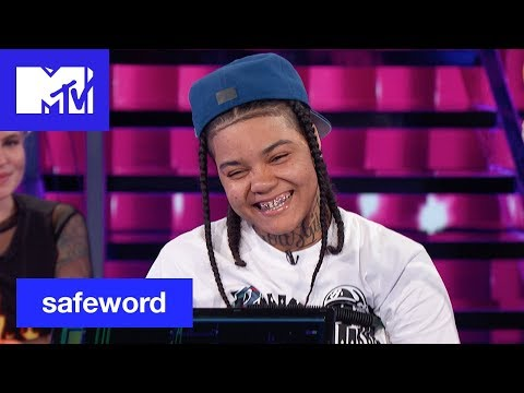 'Young M.A Gets Asked About Nicki Minaj' Official Sneak Peek | SafeWord | MTV