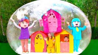 Playhouse to hide | Nursery Rhymes & Kids Songs
