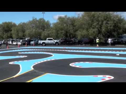 2011 New Zealand Electric on-road radio control ca...