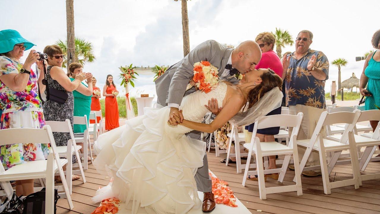 Full Wedding At Sirata Beach Resort