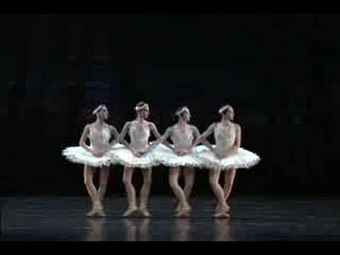 Stanton Welch's Swan Lake
