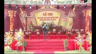 Chuyến đò quê hương - Quang Hào hát mộc tại Lễ hội