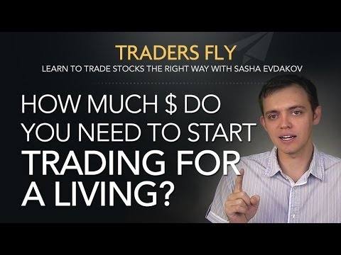 How much money you need to start forex trading