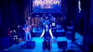 Project Arcadia - LIVE 2015 - Anubis (Tad Morose cover - feat.Urban Breed)