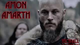 Amon Amarth ~ We Shall Destroy (lyrics)