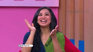 RUMPI - Cerita Nyata Di Balik Fim Keluarga Tak Kasat Mata (7/11/17) Part 4