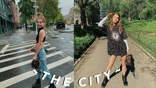 an interesting family trip to New York City vlog