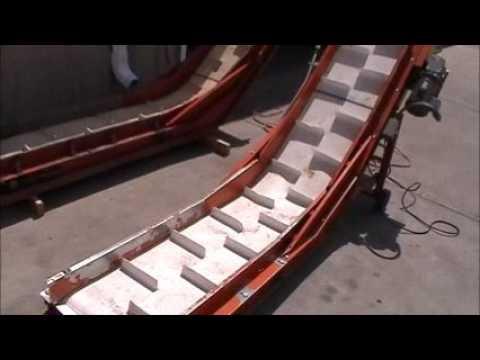 BID ON EQUIPMENT: Item 266920 - EMI KK18444520 Incline Conveyor