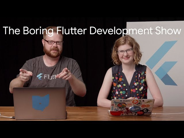 Implementing iOS Barometer Plugin (The Boring Flutter Development Show, Ep. 7.2)