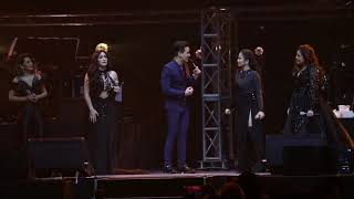 ERIK SANTOS WITH YENG, KYLA, MOIRA AND ANGELINE SINGING HIS GREATEST HITS!
