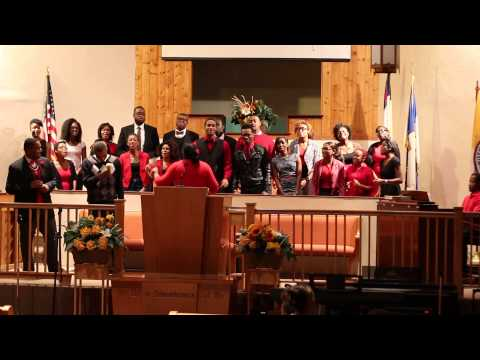 HIS Choir featuring Brandon Hurst and Christian Harris - Hold On