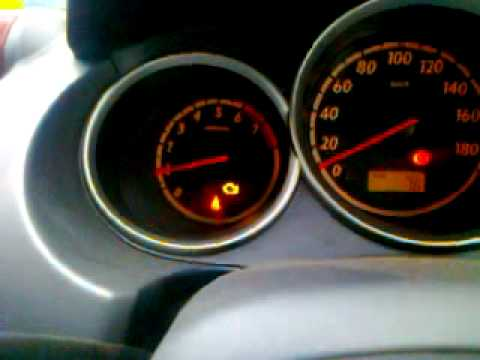 Check Engine Honda Fit