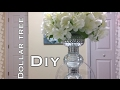 Dollar Tree Glam Centerpiece DIY