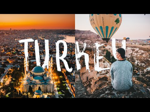 12 Days all around TURKEY!
