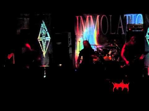 Immolation -- The Purge
