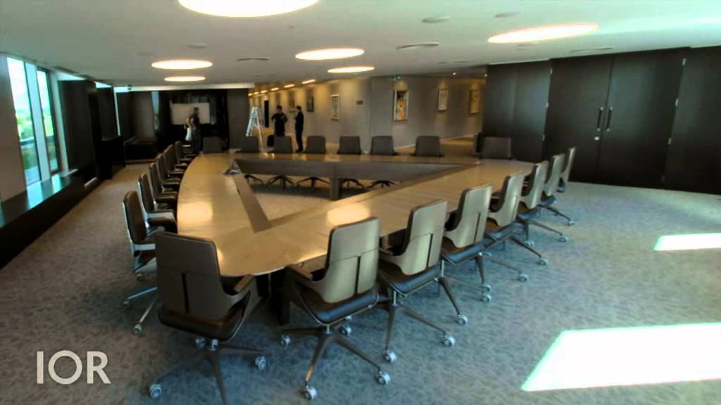 flexible meeting space by ior group youtube