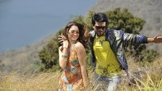 Ram Charan Teja's Racha Song With Lyrics - Oka Padam Song
