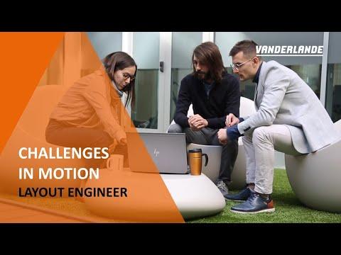 Working as a Layout Engineer at Vanderlande