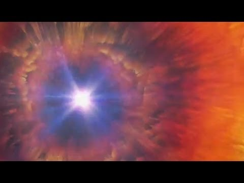 Supanova! Highest temperature in the Universe - Space Week Special - Wonders of the Universe - BBC