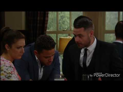Emmerdale - Aaron and Robert's Talk About Marriage (13th October 2016)