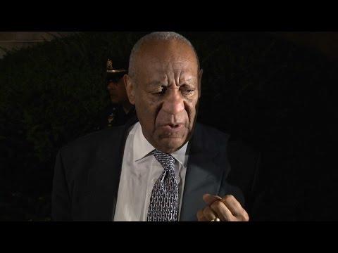 Bill Cosby Speaks For The First Time As Deliberations Carry Into Day 6