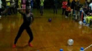 Derrick Chanel Last Man Standing Ball Leroy Evisu vs Porkchop Milan