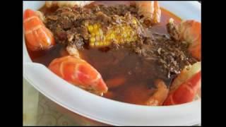 How Miss C Cooks Her MEGA Shrimp Seafood Boil!!!