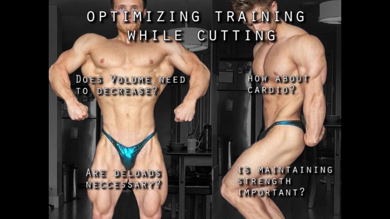 Männliche Bodybuilding-Diät