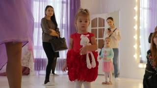 Открытие детской школы балета Lil Ballerine в г.Казань