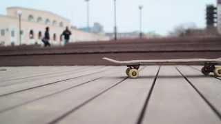 Небольшое видео о том, как скейт нашел свой дом