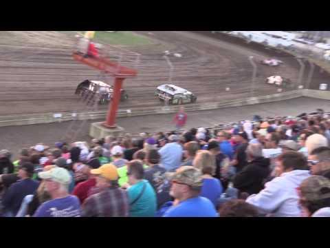 10 15 16 Modified Heat Race #5 Kokomo Speedway