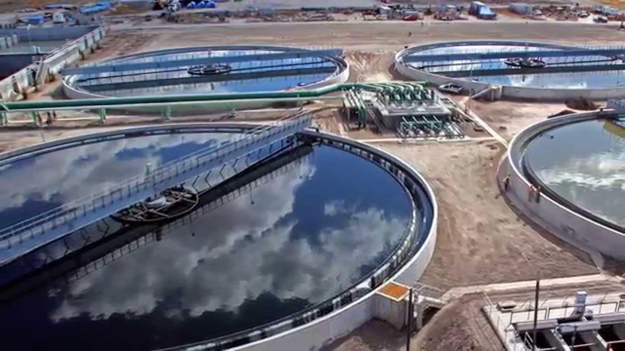 Tratamiento de aguas residuales planta de tratamiento - Tratamiento de agua ...
