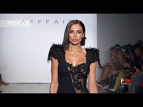AFFFAIR Spring Summer 2019 Indonesian Diversity New York - Fashion Channel