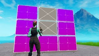 3 CONSTRUCTION GLITCH on FORTNITE...