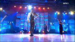 eurovision 2009 norway alexander rybak fairytale live