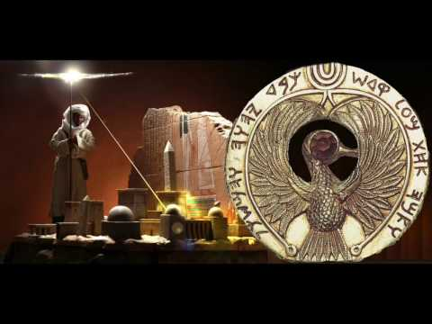 "KTS - 3D printed Indiana Jones ""Staff of Ra"" build Raiders of the Lost Ark"