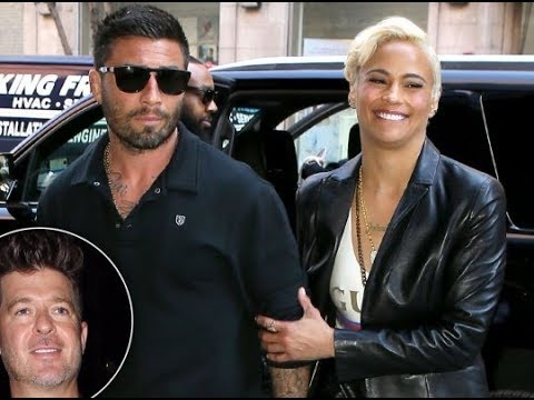 Paula Patton 'loves' her boyfriend of one month  who's married to his wife of 20 years