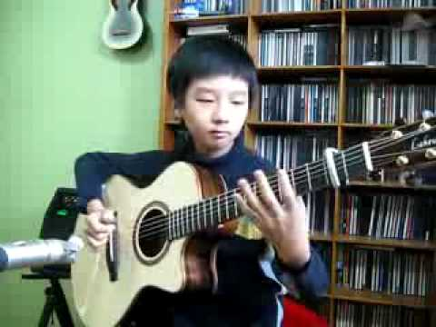 Sungha Jung - Billie Jean Michael Jackson  - Guitar acoustic solo - Great Young Artist