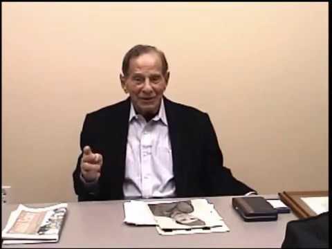Edward Jackel's interview for the Veterans History Project at Atlanta History Center