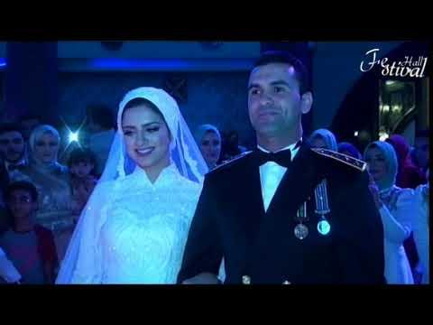 دخلة عسكرية لنقيب بحرية واحلى زفاف فستيفال @ ًWedding 2018