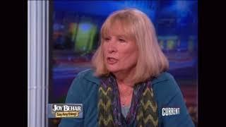 Christina Crawford on Joy Behar's Show   May 2013   1 of 2