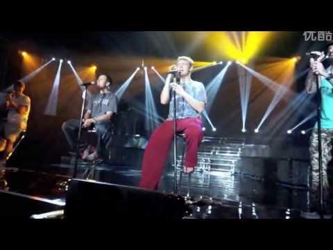 2013-05-28 - Backstreet Boys Soundcheck in Shanghai